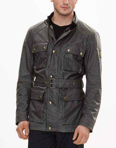 Belstaff Roadmaster Winward Grey Jacket