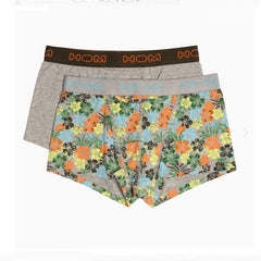 ID5502-HOM HO1 Aloha Twin Pack Boxer Briefs