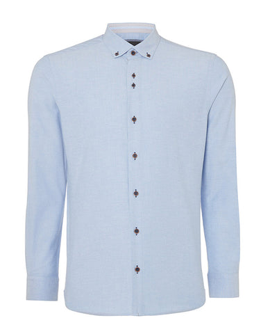 Remus Uomo Pale Blue Shirt