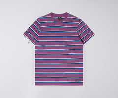 ID7077-Edwin West Stripe T-Shirt