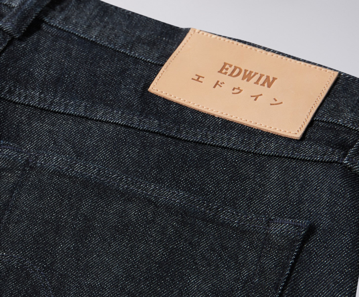 ID7065-Edwin ED-55 Regular Tapered Jeans