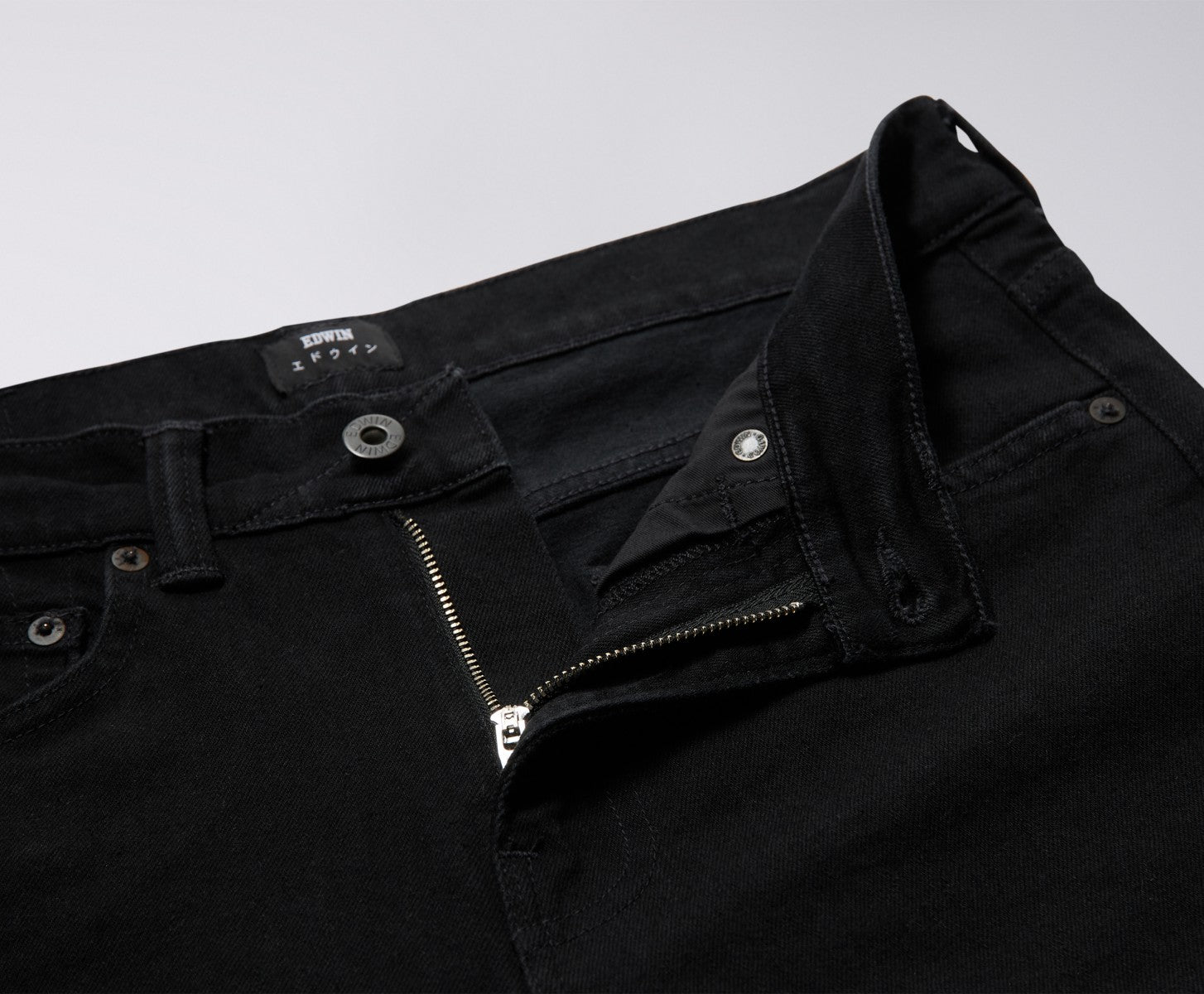 Edwin ED80 Power Black Jean 6337