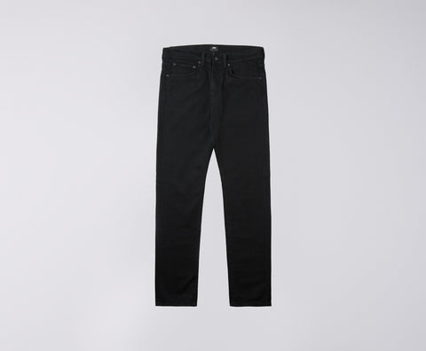 ID6337-Edwin ED80 Power Black Jean
