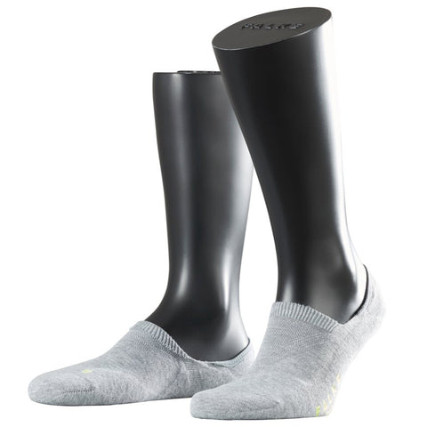 Falke Invisible Trainer Grey Sock