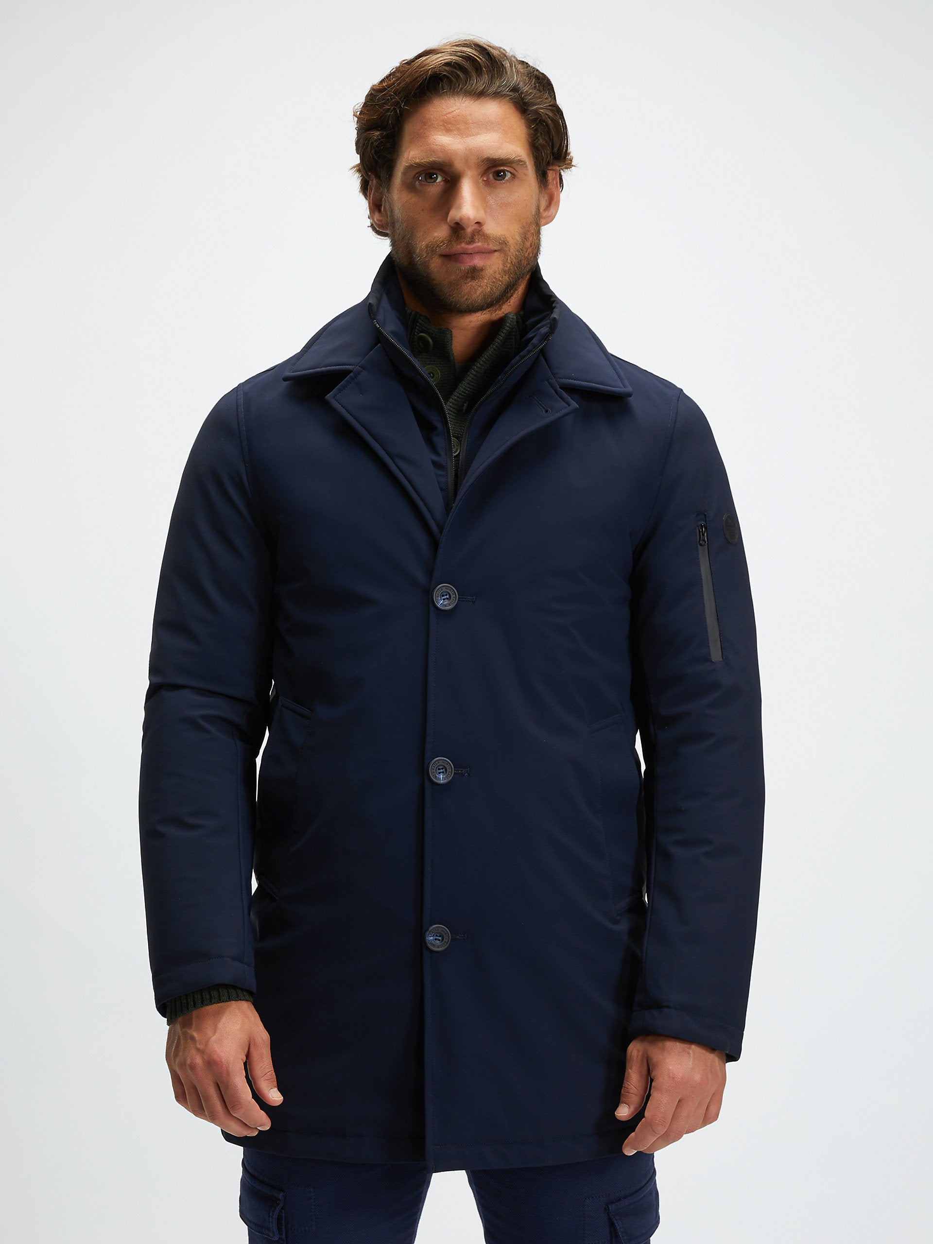 ID20463-North Sails 'Trench' Coat