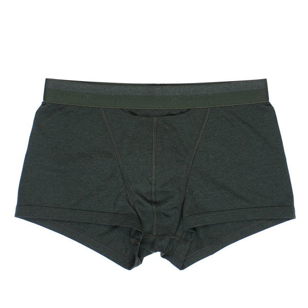 ID6646-HOM Olive Boxer Briefs
