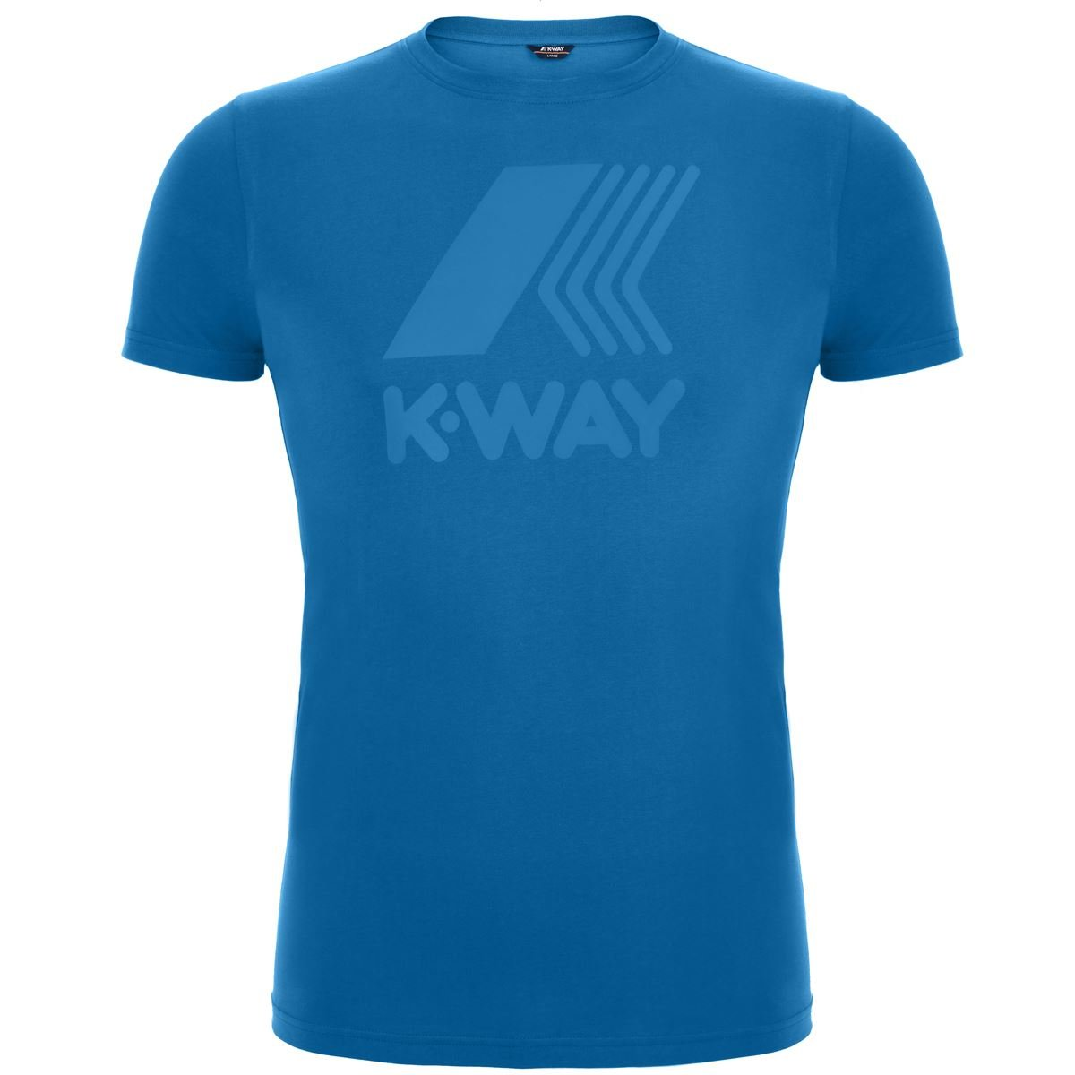 K-Way Blue France T-Shirt