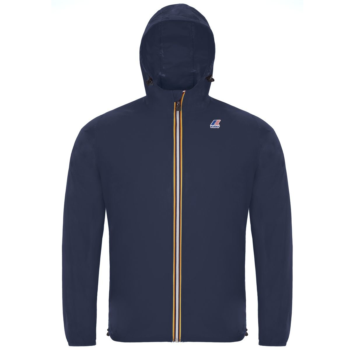 K-Way Blue Depth Claude Jacket