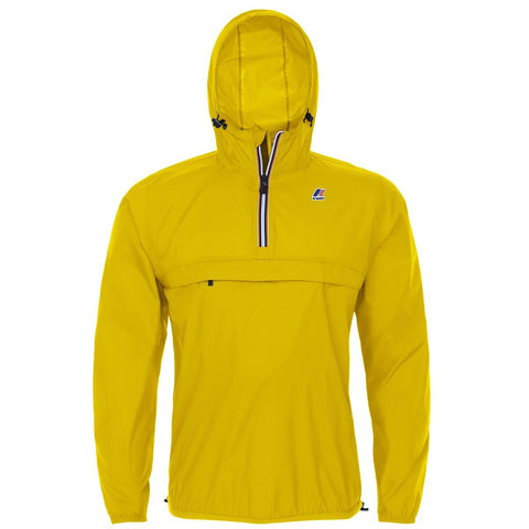 K-Way Yellow Leon Jacket