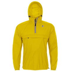 ID5594-K-Way Yellow Leon Jacket