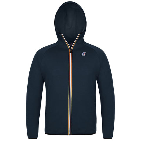 K-Way Blue Depth Victor Jacket