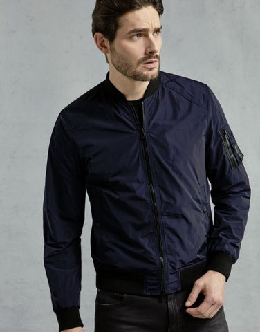 Belstaff Mallison Dark Ink Jacket
