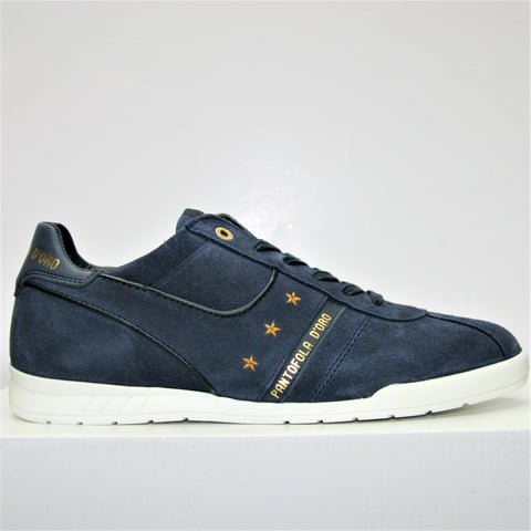 Pantofola d'Oro Coverciano Suede Blue 5656