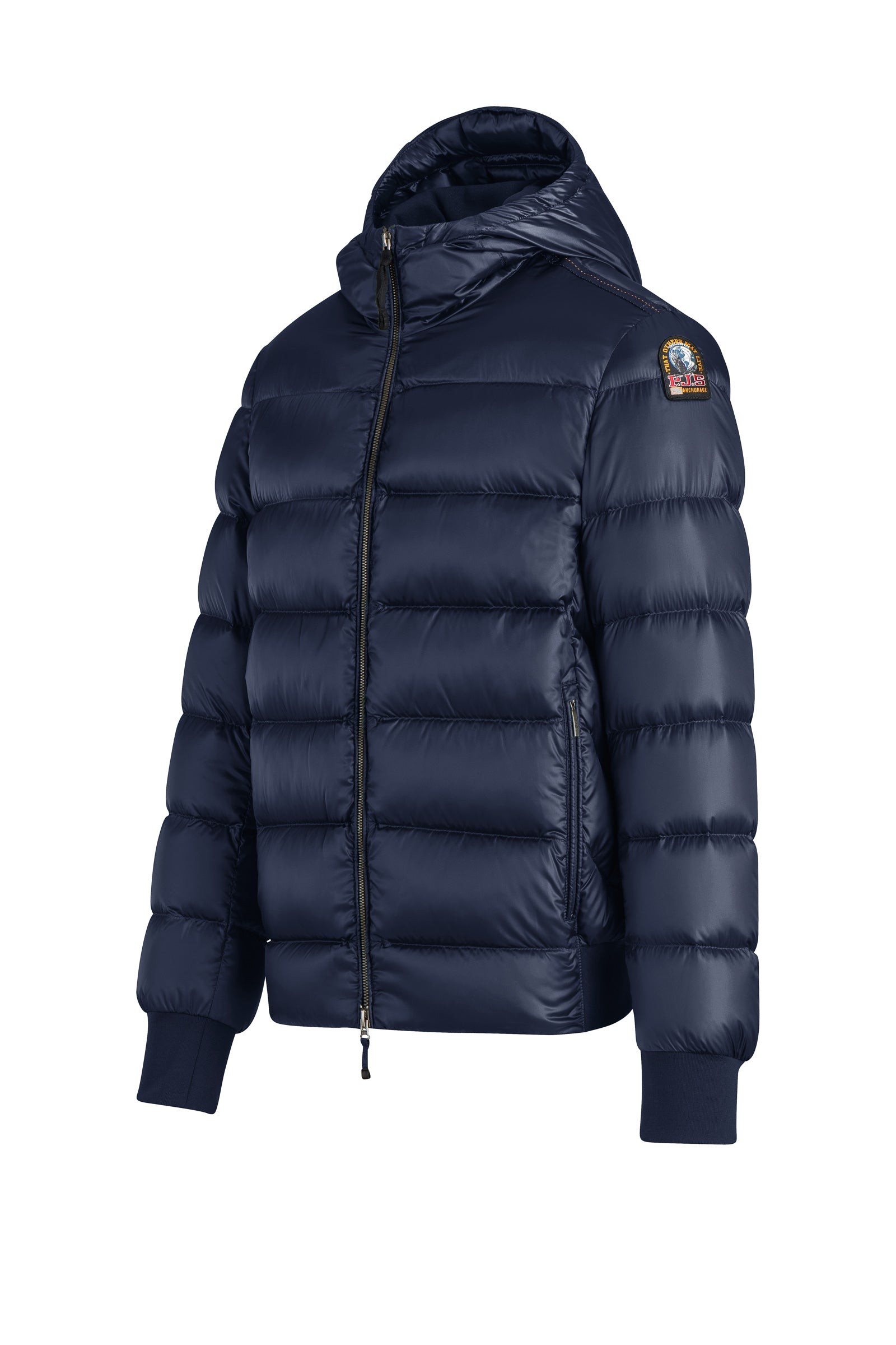 Parajumpers Pharrell Blue Coat