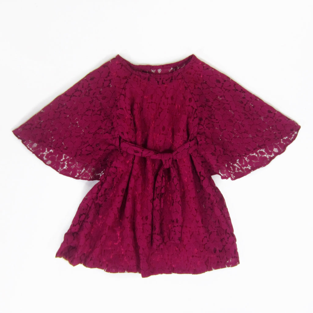 Girls Kimono Dress | Liberty Lark