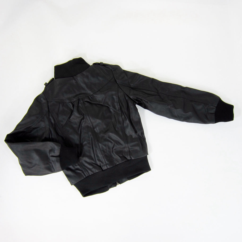 Girls Black Jacket