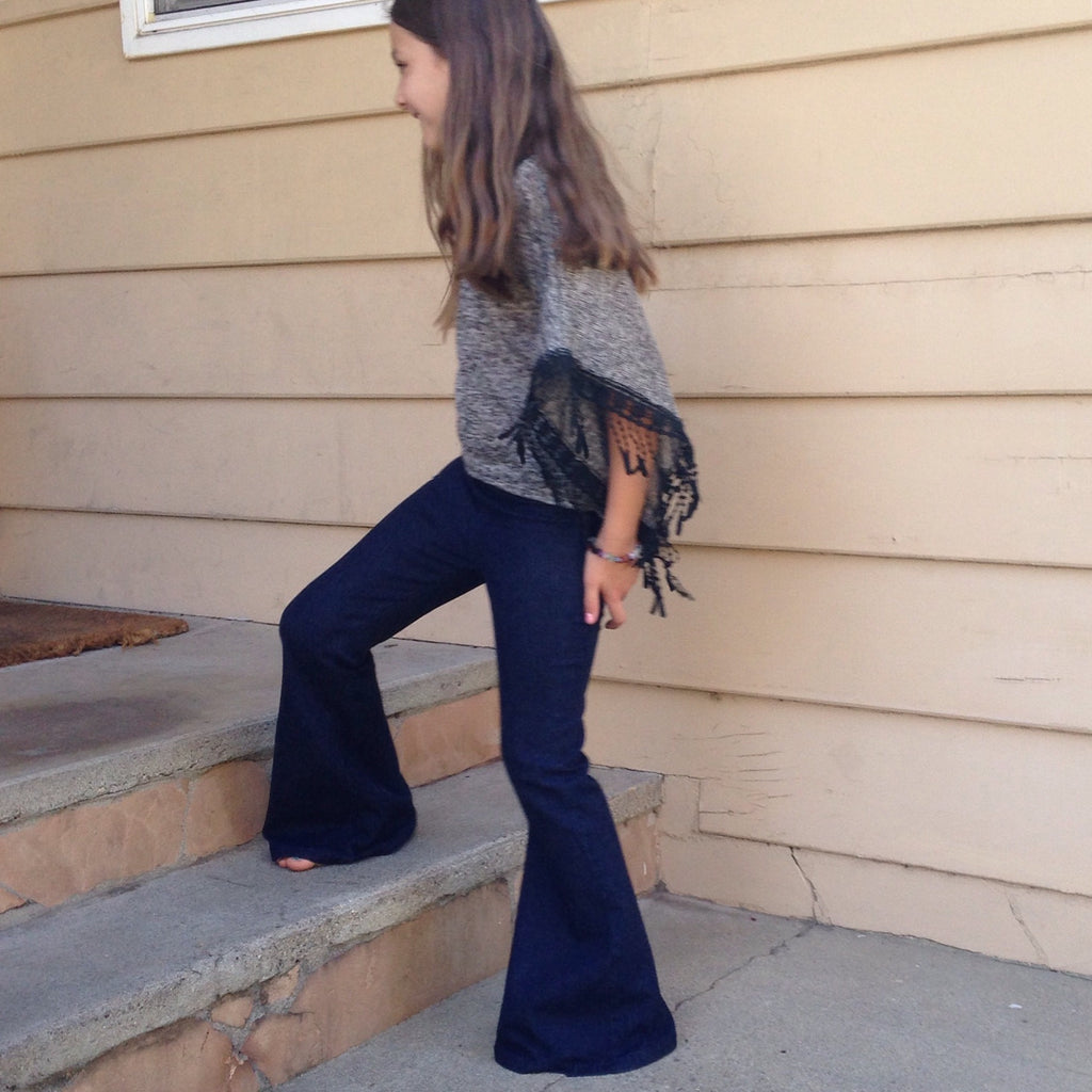 Bell Bottoms Girl