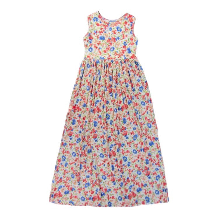 Girls Blossom Maxi Dress | Liberty Lark