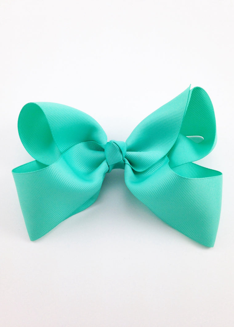 Mint Hairbow