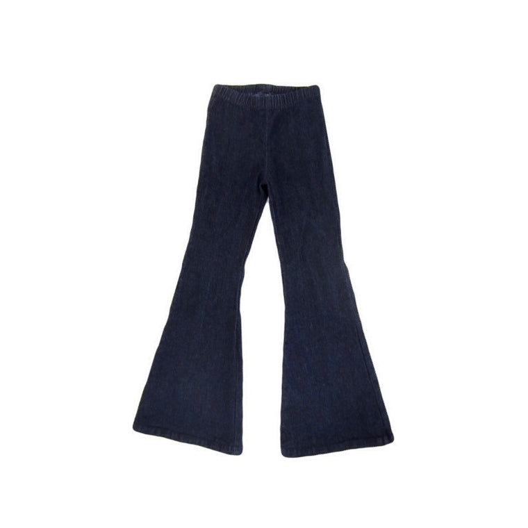 Girls Denim Bell Bottom Pants | Liberty Lark