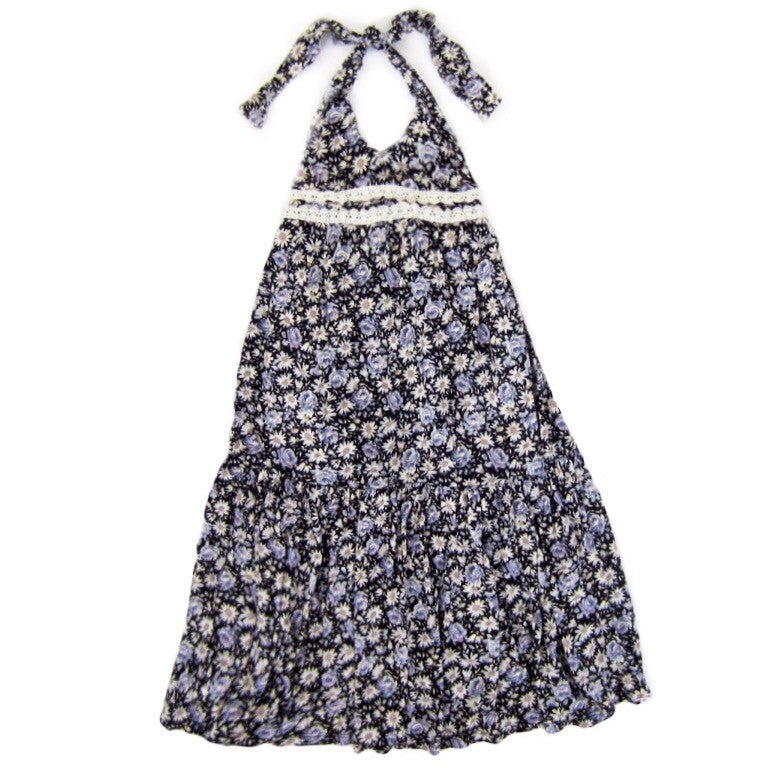 Girls Daisy Maxi Dress