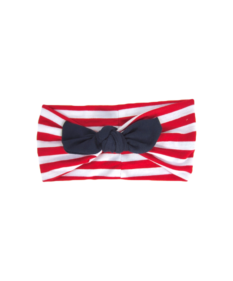 Red Nautical Headband