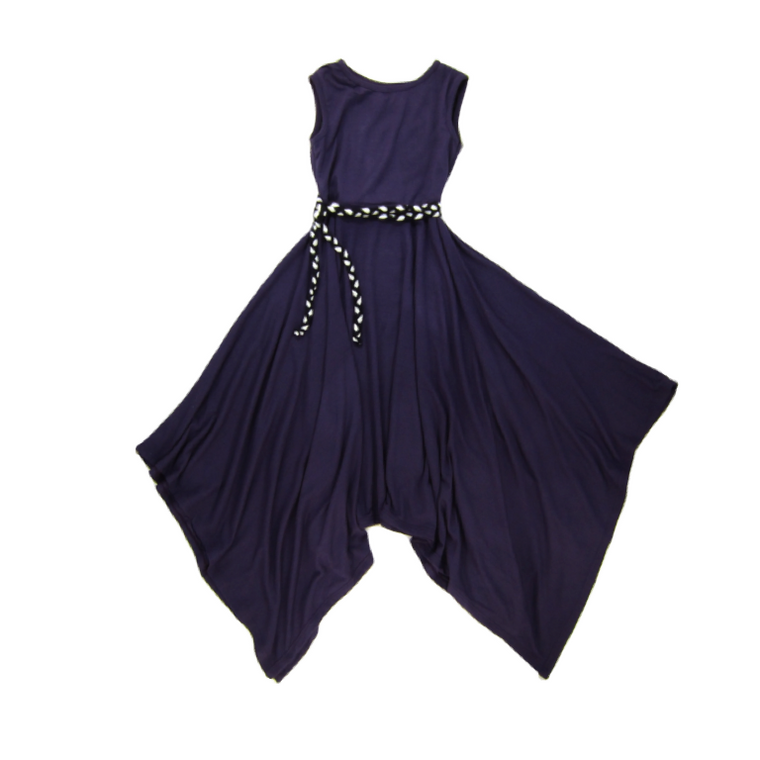 Girls Purple Dress | Liberty Lark LLC