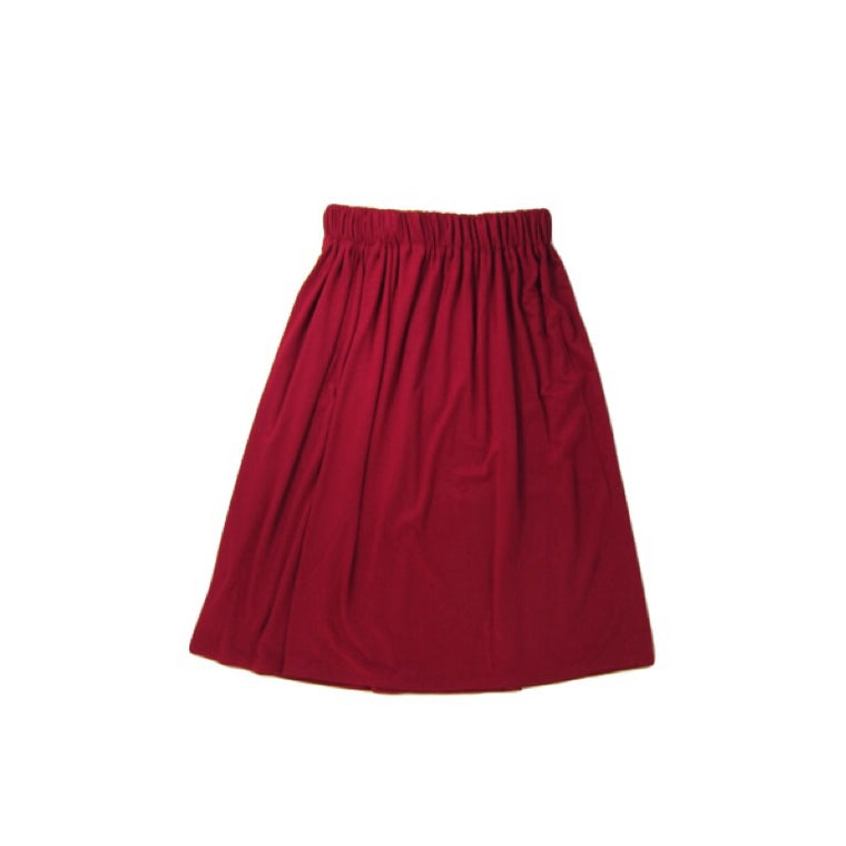Girls Red Maxi Skirt | Liberty Lark