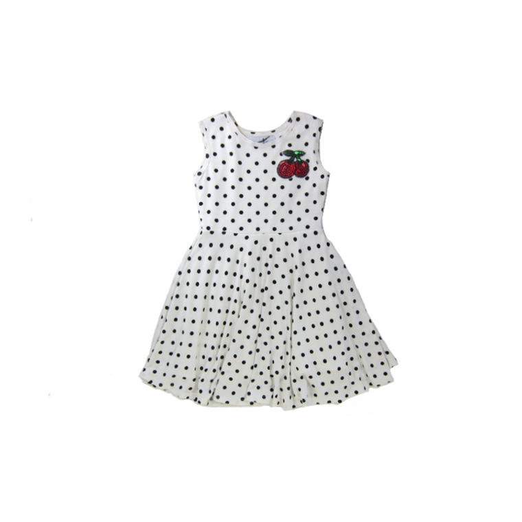 Girls Polkadot Dress