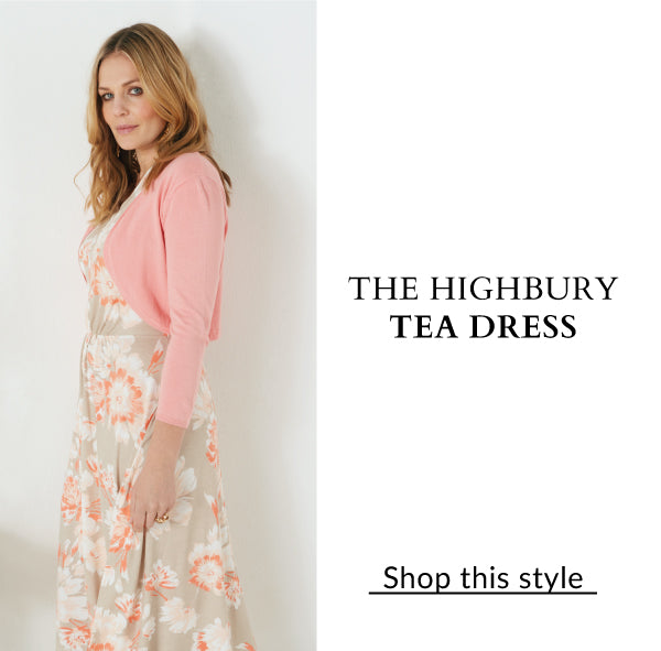The Highbury Tea Dress