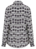 Charcoal Richmond Blouse - Nougat London - 3