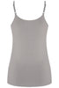 Pale Grey Clover Lace Camisole