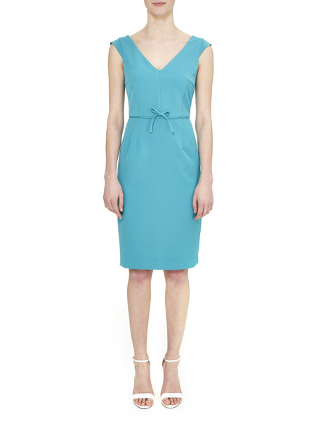 Jade Chelsea Cap Sleeve Dress - Nougat London - 1