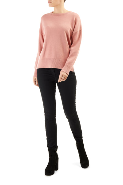 Rose Senna Crew Neck Jumper