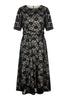 Black Sycamore Lace Dress