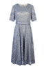 Pewter Sycamore Lace Dress