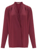 Raspberry Richmond Blouse - Nougat London - 3