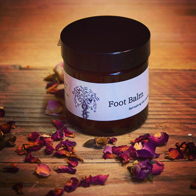 Foot balm - Be Natural Products