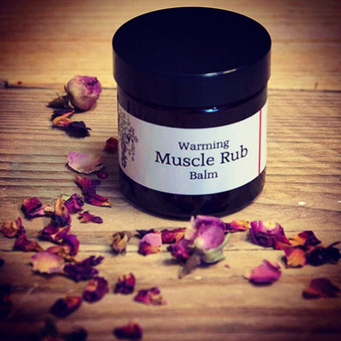 Warming Muscle Rub Balm
