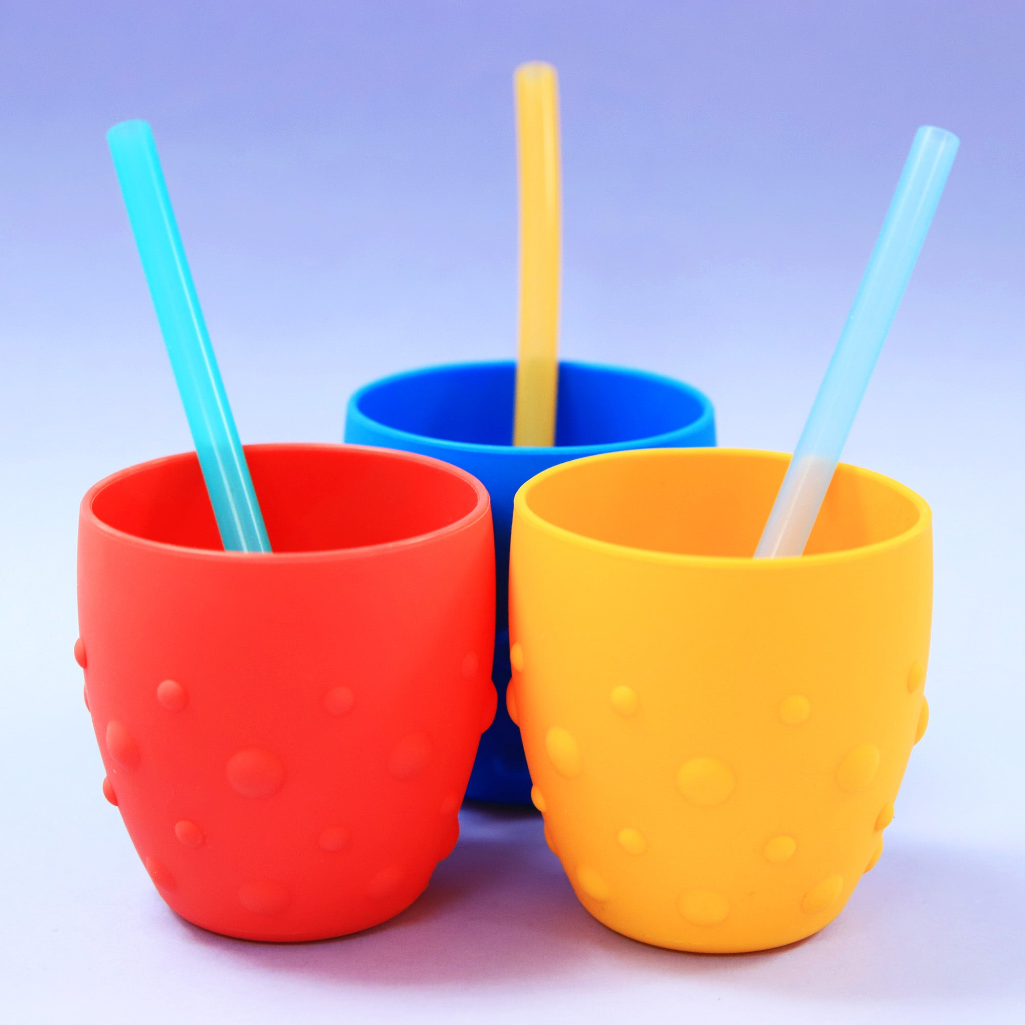 Straw Bottles & Cups