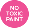 no toxic paint