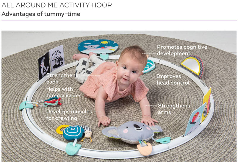 Taf Toys All Around Me Activity Hoop