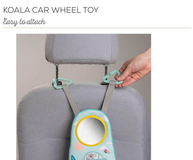 Taf Toys Koala Car Wheel Toy