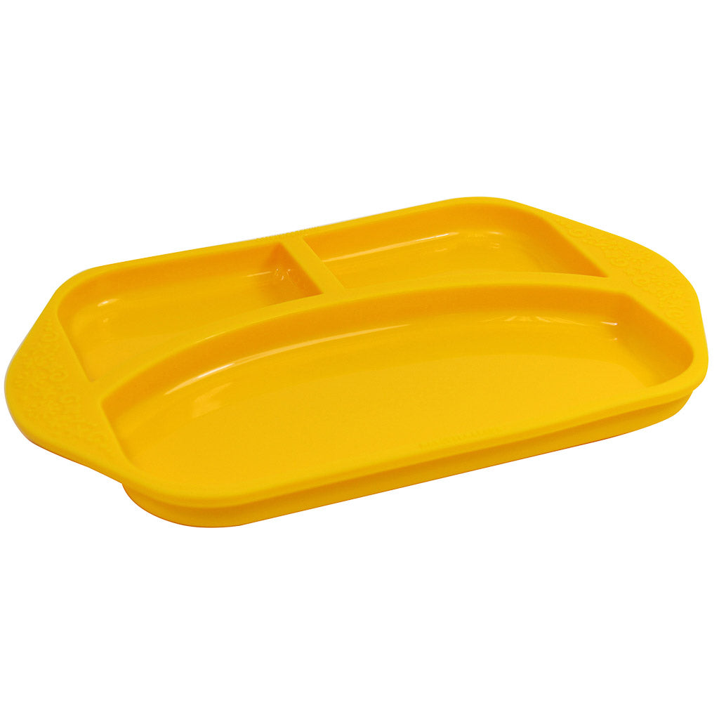 Marcus & Marcus Silicone Divided Plate - Lola