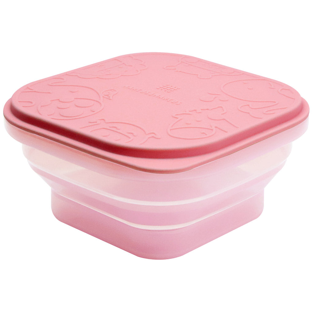 Marcus & Marcus Collapsible Snack Container - Pokey