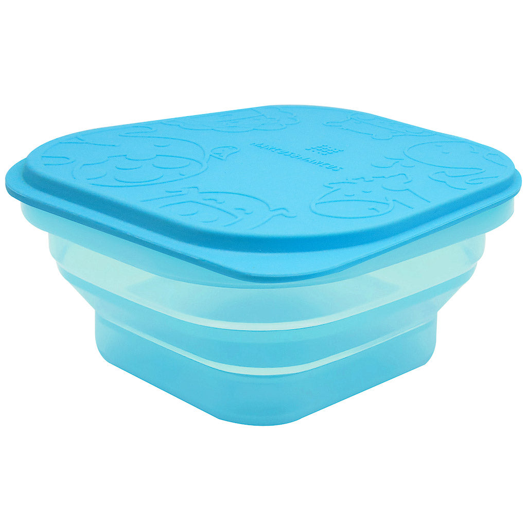 Marcus & Marcus Collapsible Snack Container - Lucas