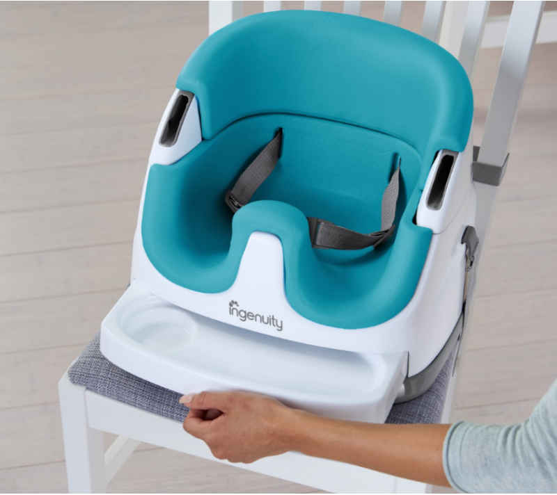 INGENUITY™ Baby Base 2-In-1 - Peacock Blue_4