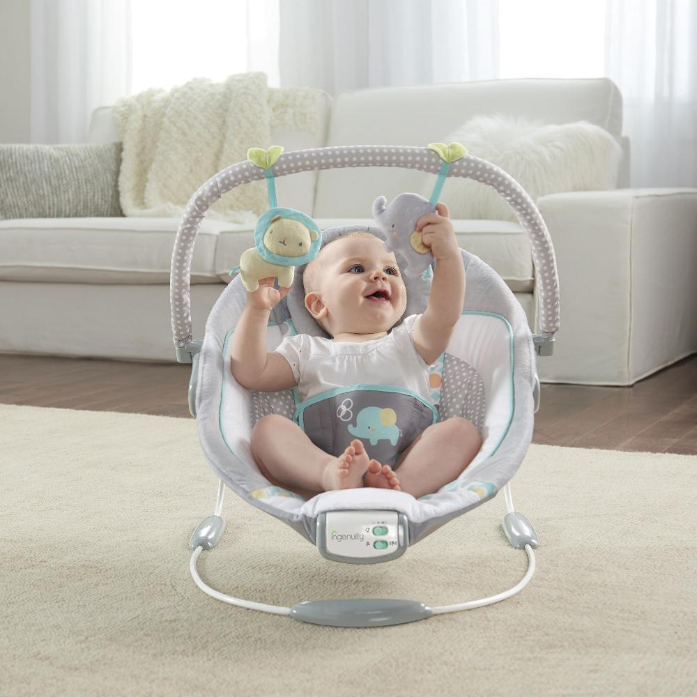 Ingenuity BS11203 Cradling Bouncer - Morrison