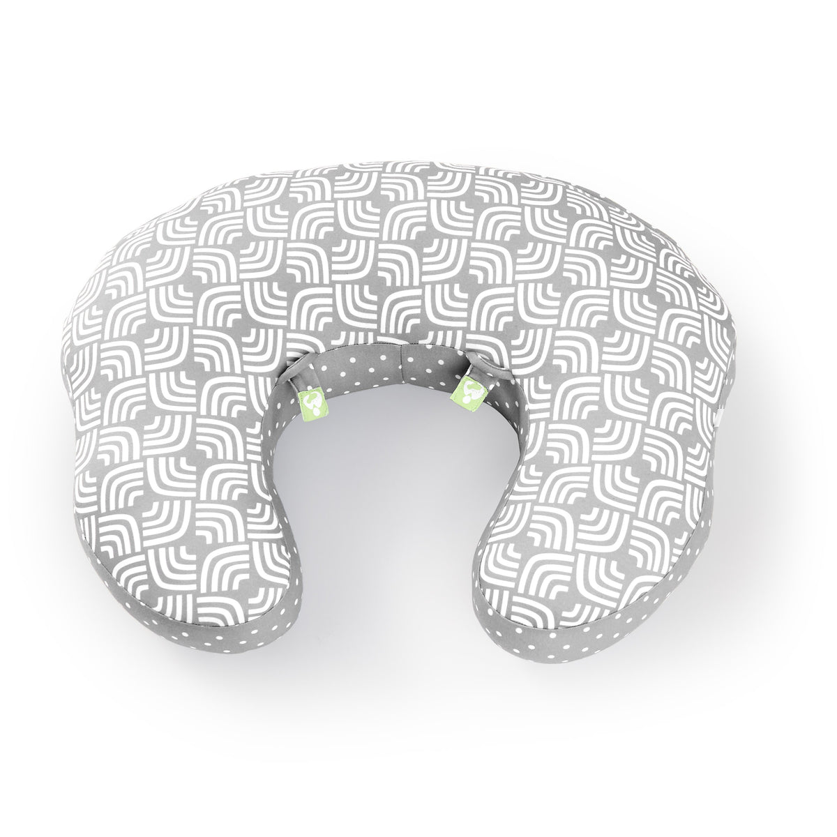 Ingenuity BS11818 Plenti Nursing Pillow Set - Moon Crest - includes Pillow & Cover