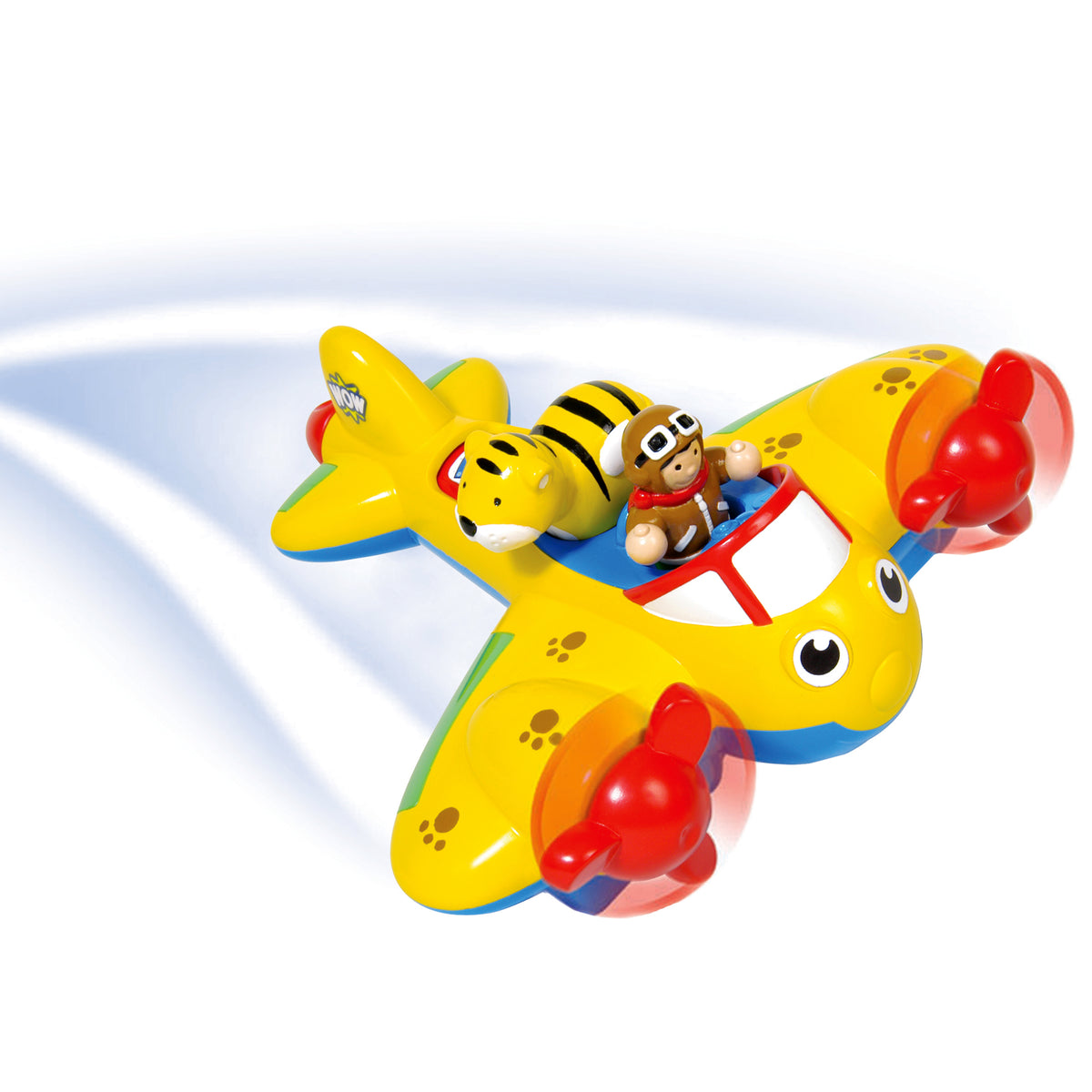WOW Toys Johnny Jungle Plane